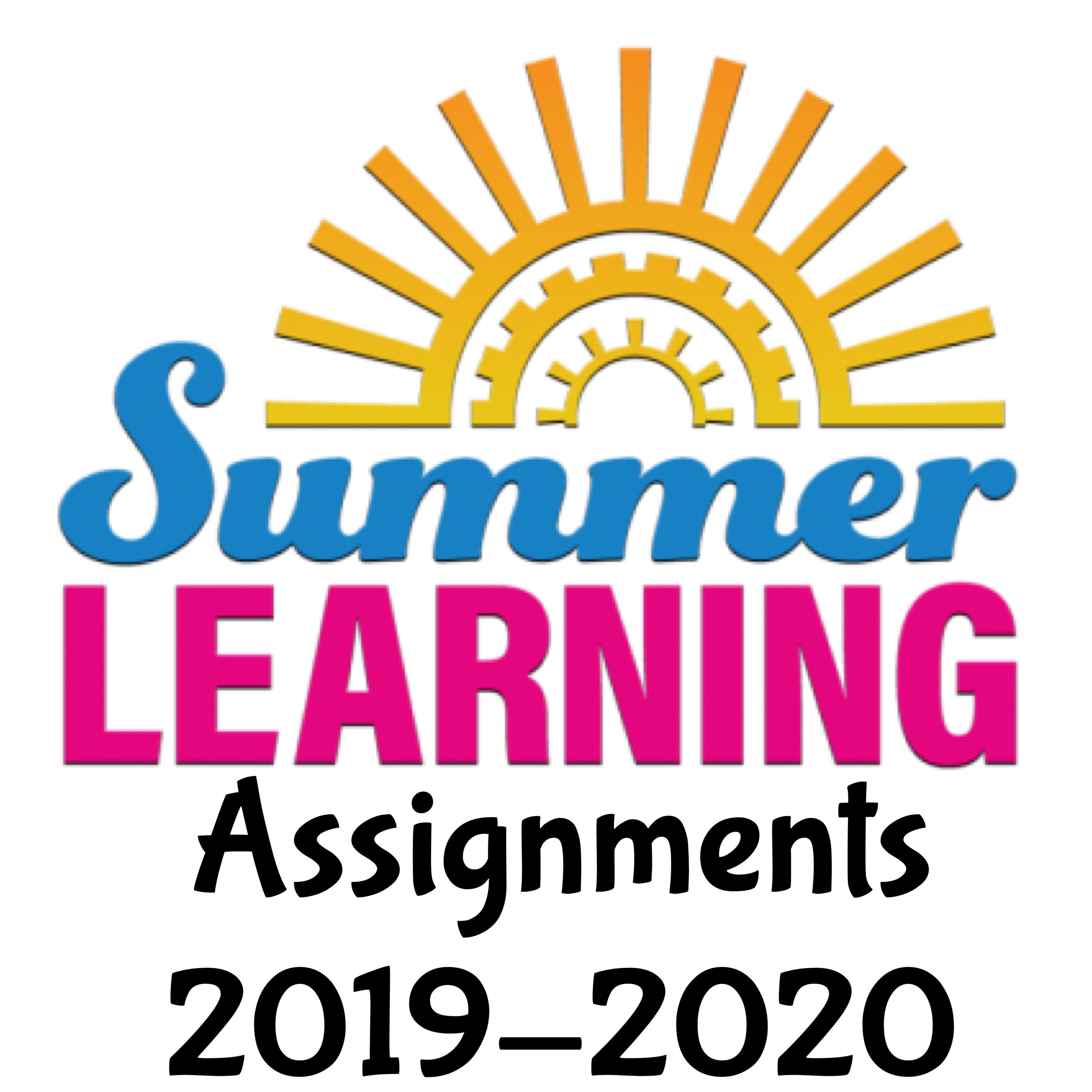 Kindergarten – 6th Grade Summer Assignments | ACSP News